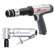 Ingersoll Rand 118MAXKG Low-Vibe Long Barrel Air Hammer with FREE 301B Angle Die Grinder