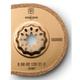 Fein 63502125210 3 in. Segmented Carbide Circular Oscillating Saw Blade