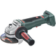 Metabo 613074860 18V Cordless Lithium-Ion 4-1/2 in. Brushless Angle Grinder (Bare Tool)
