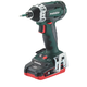 Metabo US602196310 18V 3.1 Ah Cordless LiHD 1/4 in. Hex Impact Driver Kit