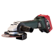 Metabo US613073550 18V 5.5 Ah Cordless LiHD 6 in. Angle Grinder Kit