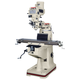 JET 690415 Mill with ACU-RITE VUE DRO and X-Axis Powerfeed & Power Draw Bar