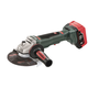 Metabo 613076620 18V 5.5 Ah Cordless LiHD 6 in. Brushless Angle Grinder Kit