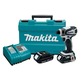 Makita LXDT04CW 18V Cordless Compact Lithium-Ion Impact Driver Kit