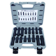 ATD 3065 16-Piece Locking Wheel Nut Master Key Set