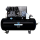 Industrial Air IH9919910.02 230V 10 HP 120 Gallon Oil-Lube Horizontal Air Compressor with Baldor Motor