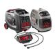 Briggs & Stratton 30651KIT-BNDL PowerSmart 2,200 Watt Inverter Generator & 3,000 Watt Inverter Generator with Parallel Cable Kit