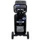 Powermate C151I VX 1.7 HP 15 Gallon Oil-Free Wheeled Vertical Air Compressor