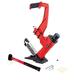 Powermate HWFN3N1P 3-in-1 15.5/16-Gauge 2 in. Flooring Nailer/Stapler