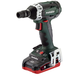 Metabo US602195310 18V 3.1 Ah Cordless LiHD 1/2 in. Square Impact Wrench Kit