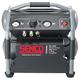 SENCO PC0968N 1.75 HP 4.5 Gallon Twin Stack Air Compressor
