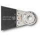 Fein 63502161270 2-9/16 in. Long-Life Bi-Metal Oscillating E-Cut Saw Blade (3-Pack)