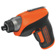 Black & Decker BDCS30C 4V MAX Li-Ion Rechargeable Screwdriver