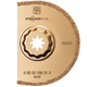 Fein 63502169230 3-9/16 in. Segmented Carbide Circular Oscillating Saw Blade (5-Pack)