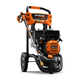 Generac 6922 2,800 PSI 2.5 GPM Residential Gas Pressure Washer