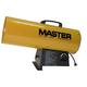 Master MH-125V-GFA 125,000 BTU Variable Output LP Forced Air Heater
