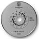 Fein 63502174210 3-3/8 in. Round High-Speed Steel Circular Oscillating Saw Blade