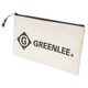 Greenlee 0158-14 12 in. Canvas Zipper Bag