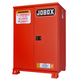 JOBOX 1-853610 30 Gallon Heavy-Duty Safety Cabinet (Red)