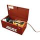 JOBOX 650990 30 in. x 16 in. x 12 in. Heavy-Duty Steel Chest