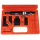 Astro Pneumatic 1750K Air Scraper Kit with 4 Blades