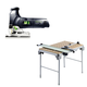 Festool C3495315 Trion Barrel Grip Jigsaw plus Multi-Function Work Table