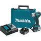 Makita XDT09MB LXT 18V 4.0 Ah Cordless Lithium-Ion Brushless Quick-Shift 3-Speed Impact Driver Kit