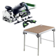 Festool C22500608 Domino XL Joiner Set plus MFT/3 Basic  Multi-Function Work Table