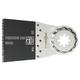 Fein 63502207270 2-3/16 in. Bi-Metal Precision Oscillating E-Cut Saw Blade (3-Pack)