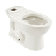 TOTO C743E-01 Drake Round Toilet Bowl (Cotton White)