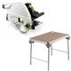 Festool C2500608 Plunge Cut Circular Saw plus MFT/3 Basic  Multi-Function Work Table