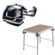 Festool C33500608 Conturo Edge Bander Set plus MFT/3 Basic  Multi-Function Work Table
