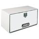 Delta 1-004000 24 in. Long Heavy-Gauge Steel Underbed Truck Box (White)