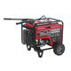 Honda 660570 5,000 Watt Industrial Portable Generator with iAVR Technology