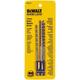 Dewalt DW2571 3-Piece Rotary Masonry Drill Bit Set