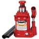 ATD 7385 12 Ton Hydraulic Side Pump Short Bottle Jack