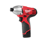 Milwaukee 2450-22 M12 12V Cordless Lithium-Ion 1/4 in. Impact Driver Kit
