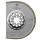 Fein 63502216210 3 in. Segmented Diamond Circular Oscillating Saw Blade