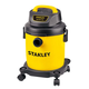Stanley SL18128P 4.0 Peak HP 2.5 Gallon Portable Poly Wet Dry Vac with Casters