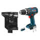 Factory Reconditioned Bosch HDS182BN-RT 18V Cordless Lithium-Ion 1/2 in. Brushless Compact Tough Hammer Drill Driver (Bare Tool) with L-BOXX Insert Tray