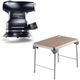 Festool C13500608 5 in. Random Orbital Finish Sander plus MFT/3 Basic  Multi-Function Work Table