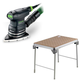 Festool C8500608 Delta Orbital Finish Sander plus MFT/3 Basic  Multi-Function Work Table