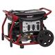 Powermate PM0146500 6,500 Watt Portable Generator with Electric Start