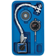Fowler 72-585-500 Chrome Flex Magnet Set with Case