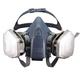 3M 37079 Professional Series Half Shield Respirator (Large)