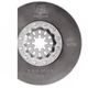 Fein 63502106230 3-3/8 in. Segmented High-Speed Steel Circular Oscillating Saw Blade (5-Pack)