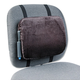 Rubbermaid 8248ELD Adjustable Backrest with Push-Button Pump (Gray)