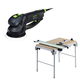 Festool C12495315 Rotex 6 in. Multi-Mode Sander plus Multi-Function Work Table