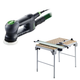 Festool C14495315 Rotex 3-1/2 in. Multi-Mode Sander plus Multi-Function Work Table
