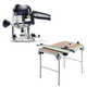 Festool C16495315 Plunge Router plus Multi-Function Work Table